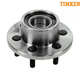 TKSHF00124-Dodge Dakota Durango Wheel Bearing & Hub Assembly Front Timken HA599528