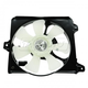 1AACF00010-Toyota Paseo Tercel A/C Condenser Cooling Fan