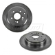 1ABFS00890-Brake Rotor Rear Pair  Nakamoto 42510-STX-A00