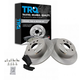 1ABFS00889-Brake Pad & Rotor Kit Rear