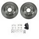 1ABFS00869-2000-09 Honda S2000 Brake Kit Rear