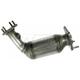 1ACCD00278-2003-07 Nissan Murano Catalytic Converter