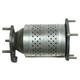 1ACCD00273-Mazda Protege Catalytic Converter