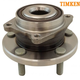 TKSHF00280-Wheel Bearing & Hub Assembly Front Driver or Passenger Side