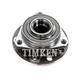 TKSHF00274-Saab 9-5 Wheel Bearing & Hub Assembly Front  Timken 513192