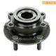 TKSHF00263-Nissan Rogue Sentra Wheel Bearing & Hub Assembly Front Driver or Passenger Side Timken HA590278