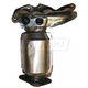 1ACCD00239-Exhaust Manifold with Catalytic Converter Assembly