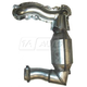 1ACCD00240-Exhaust Manifold with Catalytic Converter Assembly