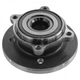TKSHF00247-Mini Cooper Wheel Bearing & Hub Assembly Front Timken 513226