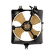 1AACF00124-2005-07 Honda Accord Hybrid A/C Condenser Cooling Fan Assembly