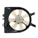 1AACF00115-2005-10 Honda Odyssey A/C Condenser Cooling Fan Assembly