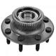 TKSHF00259-2000-02 Dodge Wheel Bearing & Hub Assembly Front  Timken HA590000