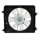 1AACF00150-2007-10 Honda Element A/C Condenser Cooling Fan Assembly