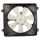 1AACF00152-A/C Condenser Cooling Fan Assembly Passenger Side