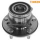TKSHF00229-Wheel Bearing & Hub Assembly Front Driver or Passenger Side Timken HA590228