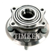 TKSHF00221-Wheel Bearing & Hub Assembly Front