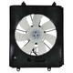 1AACF00142-2010-11 Honda CR-V A/C Condenser Cooling Fan Assembly Passenger Side