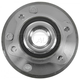 TKSHF00234-2009-17 Dodge Journey Wheel Bearing & Hub Assembly