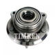 TKSHF00233-2007-09 Suzuki XL-7 Wheel Bearing & Hub Assembly Front Timken HA590332