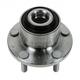 TKSHF00205-Volvo Wheel Bearing & Hub Assembly Front  Timken HA590323