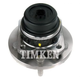 TKSHF00203-Wheel Bearing & Hub Assembly Front Timken 513230