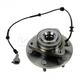 TKSHF00204-Wheel Bearing & Hub Assembly Front Timken 515066