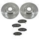 1ABFS00844-Acura RSX Honda Civic Brake Kit