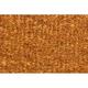 ZAICK16662-1975-79 Lincoln Continental Complete Carpet 4645-Mandrin Orange