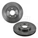 1ABFS00824-Nissan Brake Rotor Pair