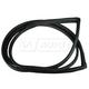 1AWSX00545-1956-57 Windshield Weatherstrip Seal Rear