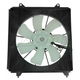 1AACF00178-2013 Honda Accord A/C Condenser Cooling Fan Assembly