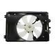 1AACF00172-2009-13 Honda Pilot A/C Condenser Cooling Fan Assembly
