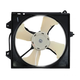 1AACF00168-2002 Mitsubishi Lancer A/C Condenser Cooling Fan Assembly