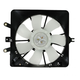 1AACF00164-2007-08 Honda FIT A/C Condenser Cooling Fan Assembly