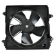 1AACF00160-2012-14 Honda Civic A/C Condenser Cooling Fan Assembly