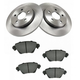 1ABFS00998-2002-04 Jaguar X-Type Brake Kit