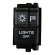 1AZHS00010-Headlight Switch