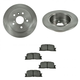 1ABFS00949-2001-03 Toyota Highlander Brake Kit Rear  Nakamoto MD885  42431-33030