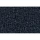 ZAICK16541-1988-91 Honda Civic Complete Carpet 7130-Dark Blue