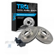 1ABFS00906-2010-13 Ford Transit Connect Brake Pad & Rotor Kit Front
