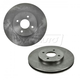 1ABFS00902-2002-04 Ford Focus Brake Rotor Front Pair