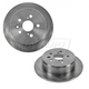 1ABFS00914-Brake Rotor Rear Pair