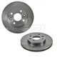 1ABFS00911-Kia Sephia Brake Rotor Pair