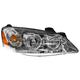 1ALHL02116-2009-10 Pontiac G6 Headlight