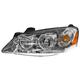1ALHL02115-2009-10 Pontiac G6 Headlight
