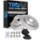 1ABFS00922-Brake Pad & Rotor Kit Rear
