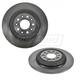 1ABFS00920-Brake Rotor Rear Pair