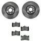 1ABFS00939-Lexus Brake Kit Front
