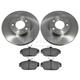 1ABFS00657-Volvo 960 S90 V90 Brake Kit Front