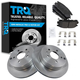 1ABFS00697-Brake Pad & Rotor Kit Rear